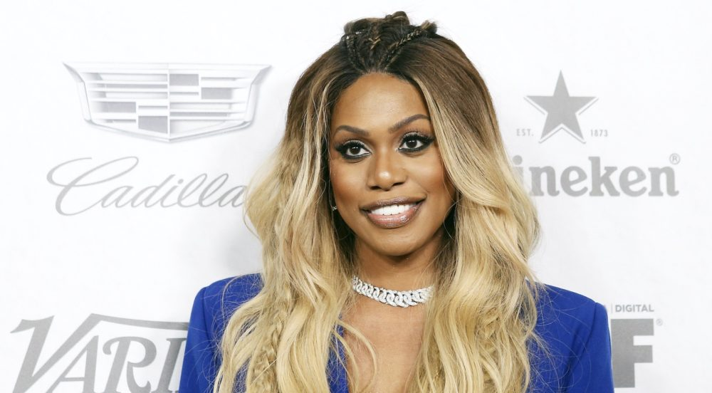 "Laverne Cox opened up about the ""survivor's guilt"" she feels as a successful black trans woman"