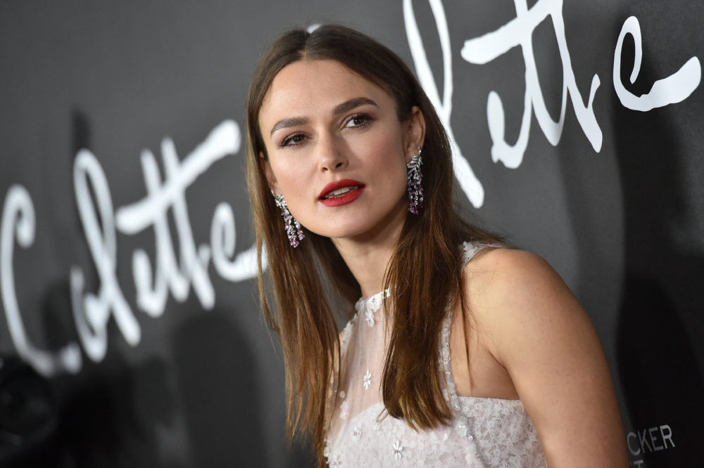 Keira Knightley says people often confuse her for these bizarrely specific celebs