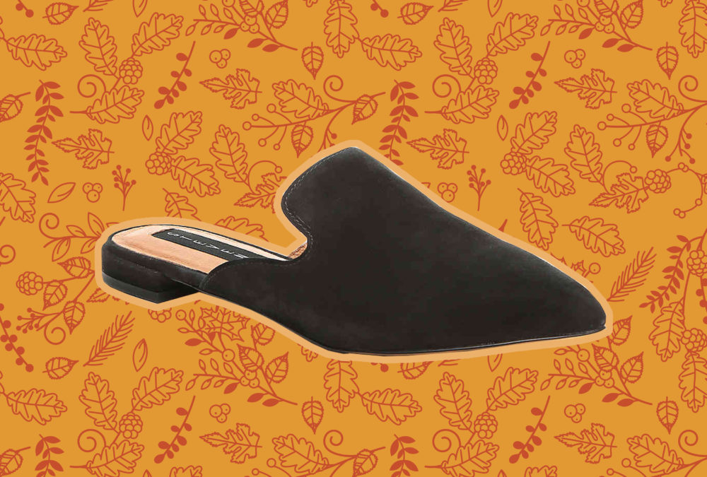 15 fall mules to wear this season, because sometimes we need to give our heels a break