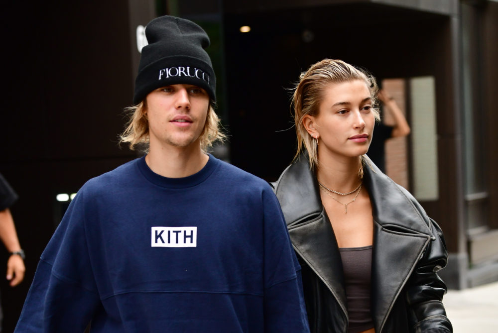 Justin Bieber and Hailey Baldwin apparently told a fan that they are, in fact, married