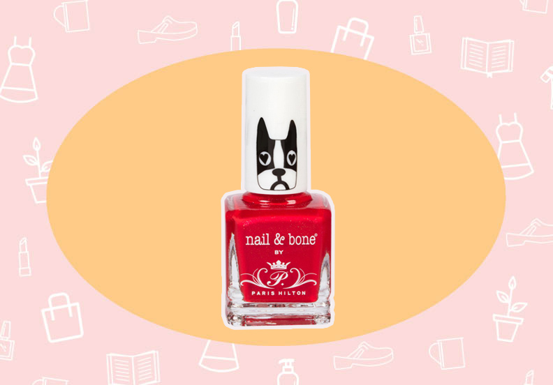 WANT/NEED: Nail polish named after Paris Hilton's pets, and more stuff you want to buy