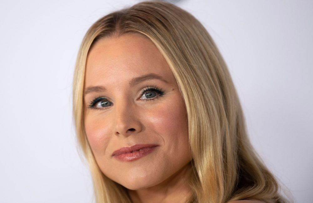 Kristen Bell used this classic Disney Princess story to explain consent to her daughters
