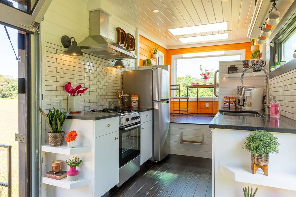Dunkin' Donuts listed a house on Airbnb for only $10 a night, and it's so cute you'll want to move in