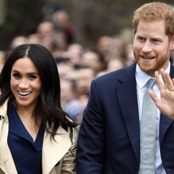 The most crushingly cute Meghan and Harry moments from their first royal tour