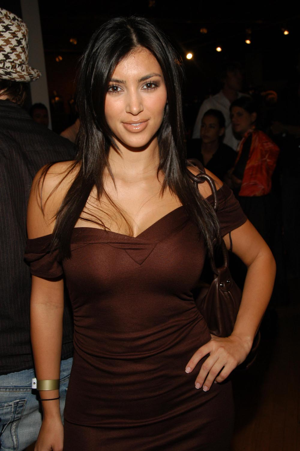 Kim Kardashian Wests Beauty Looks Over The Year  HelloGiggles