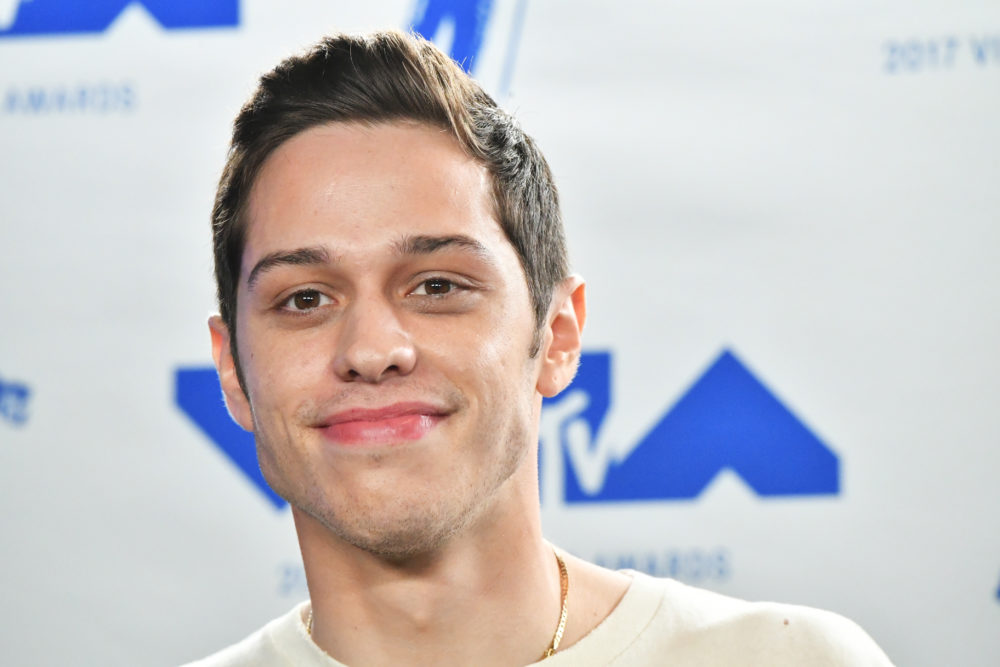 Pete Davidson finally broke his silence on his breakup with Ariana Grande