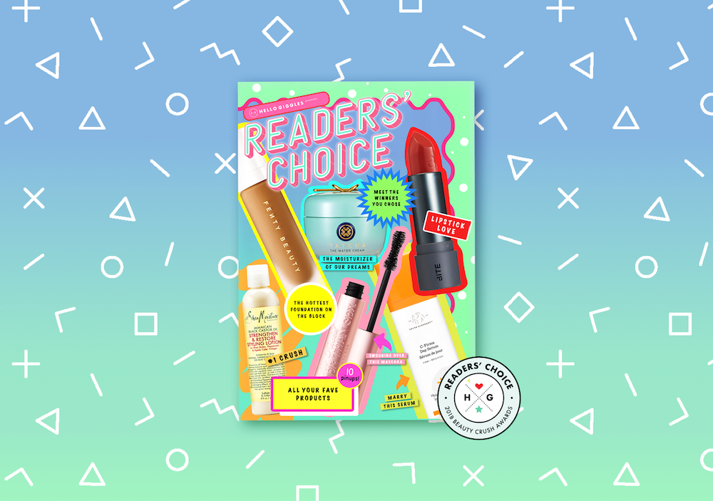 The winners of HG's Beauty Crush: Readers' Choice Awards 2018, as voted by you
