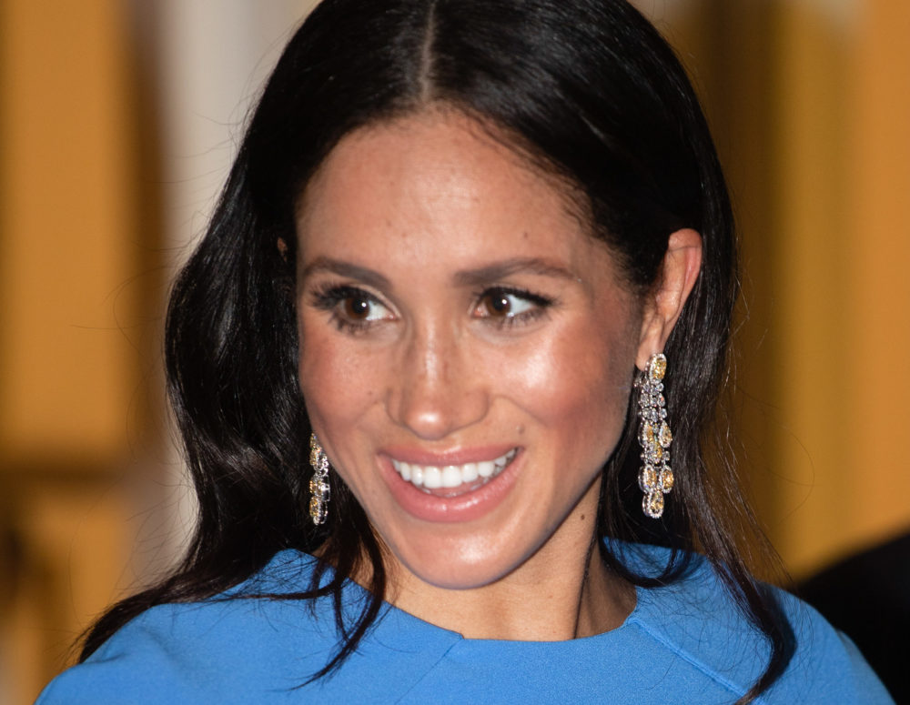 Meghan Markle is giving us Mia Thermopolis vibes in her latest outfit, and shut up!