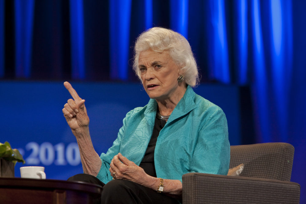 How Sandra Day O'Connor paved the way for women everywhere