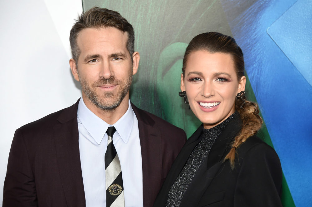 It's Ryan Reynolds' birthday, and Blake Lively posted the most perfect pic imaginable