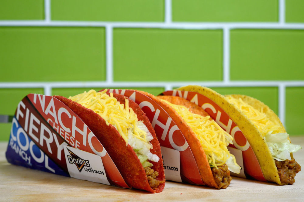 Here's how you could get free Taco Bell during the World Series