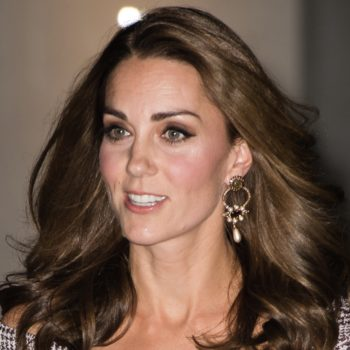 Much like Meghan Markle, Kate Middleton ALSO just had a Mia Thermopolis style moment
