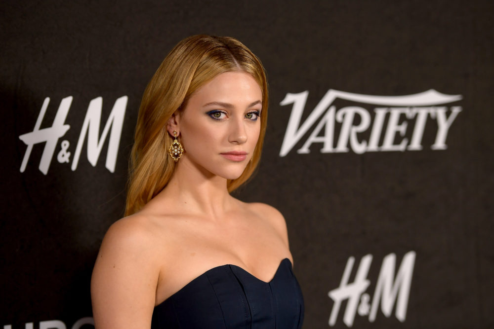 Lili Reinhart explained why she doesn't want to be known as anyone's girlfriend