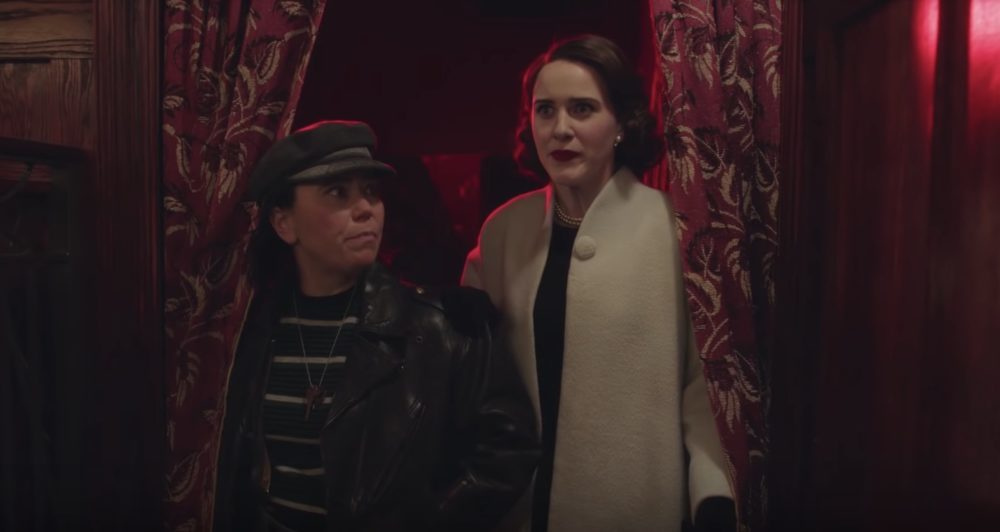 <em>The Marvelous Mrs. Maisel</em> Season 2 trailer is here, and we officially have a premiere date