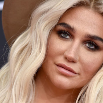 Kesha's video for her single featured in the upcoming Ruth Bader Ginsburg biopic will make your day better