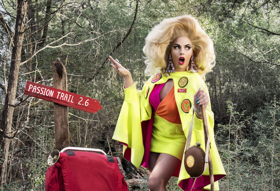 <em>Dancing Queen</em>'s Alyssa Edwards wants to be your camp counselor