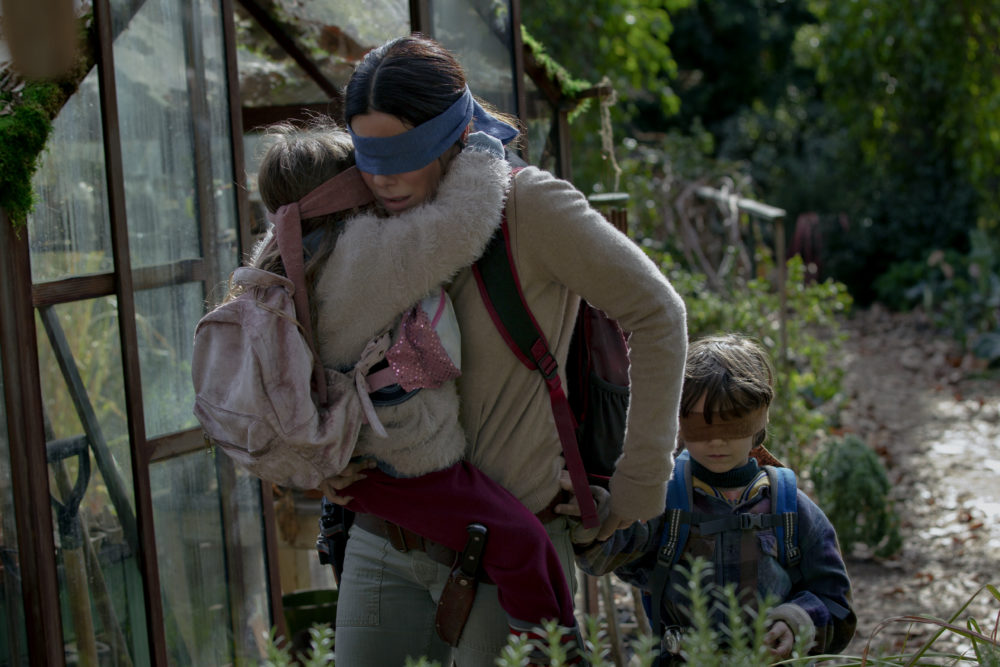 Netflix used real-life disaster footage in <em>Bird Box,</em> and that's not okay