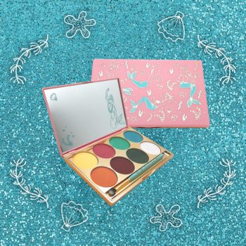 Bésame's newest Disney makeup collection is inspired by the Neverland mermaids in <em>Peter Pan</em>