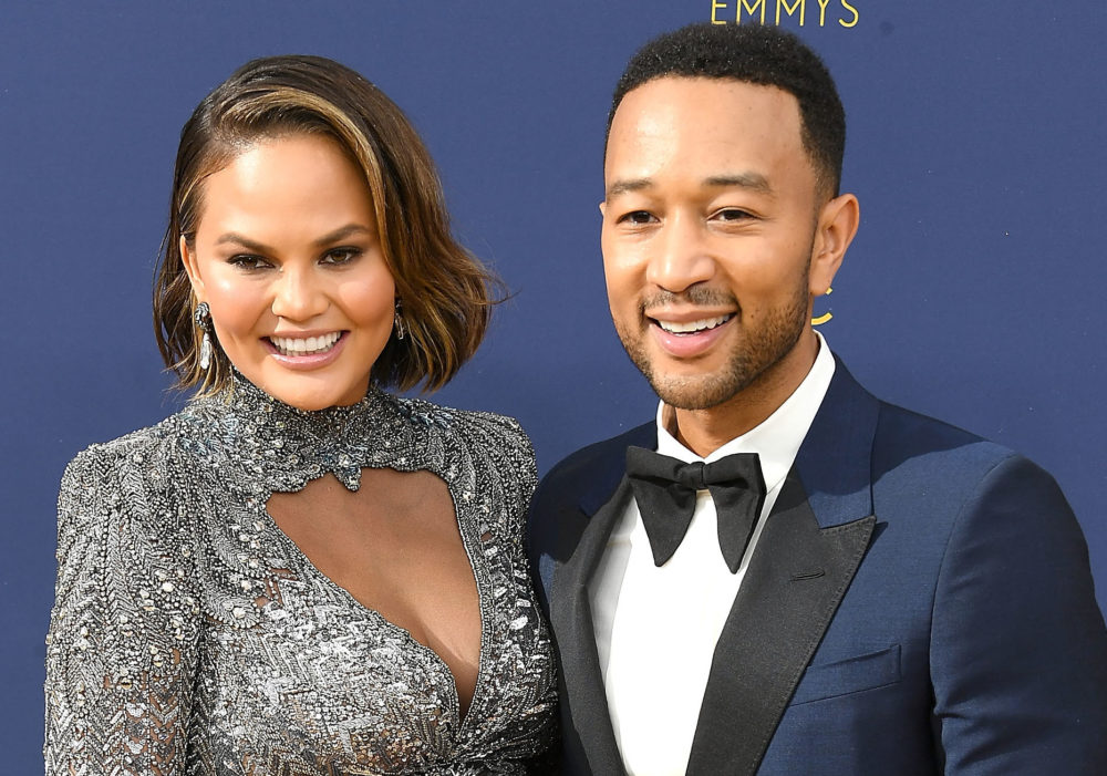 John Legend and Chrissy Teigen are getting their own holiday TV special