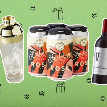 """17 gifts to get for your booze-hound bestie, from a """"little black box"""" of wine to a life-changing rum"""