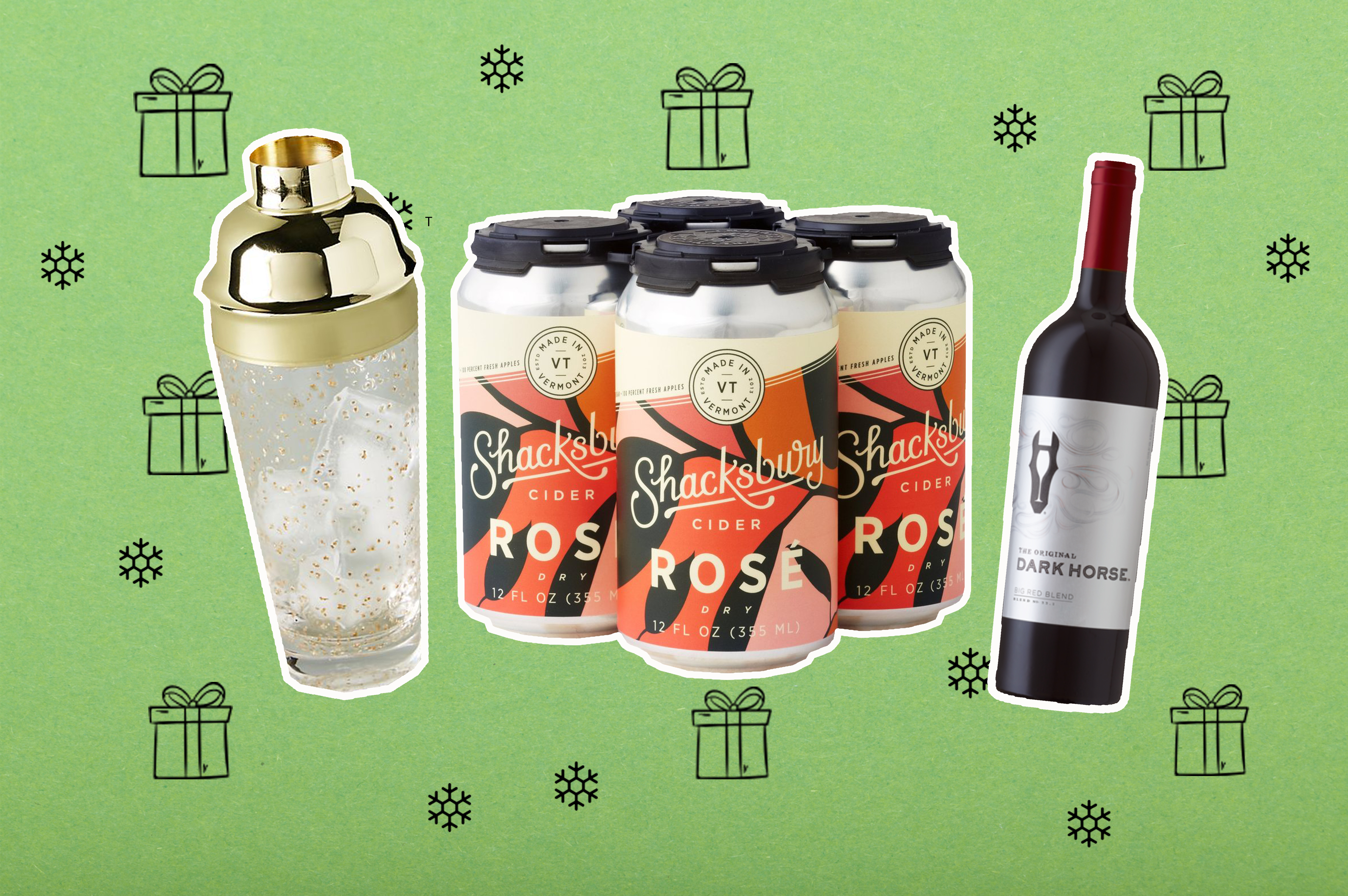 "17 gifts to get for your booze-hound bestie, from a ""little black box"" of wine to a life-changing rum"