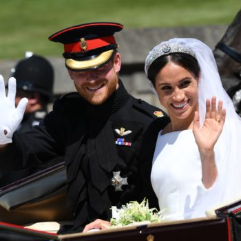 Harry and Meghan revealed what went wrong at the royal wedding