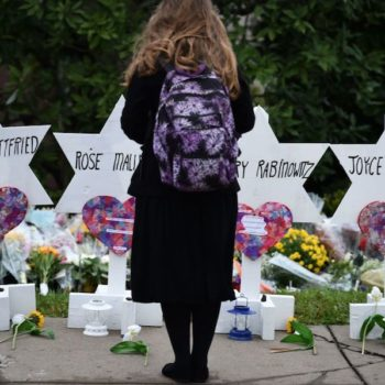 The Pittsburgh synagogue shooting is another reminder that white supremacy and anti-Semitism aren't new in this country