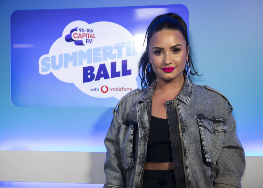 Demi Lovato's mom just gave a major update on how her daughter's doing in rehab
