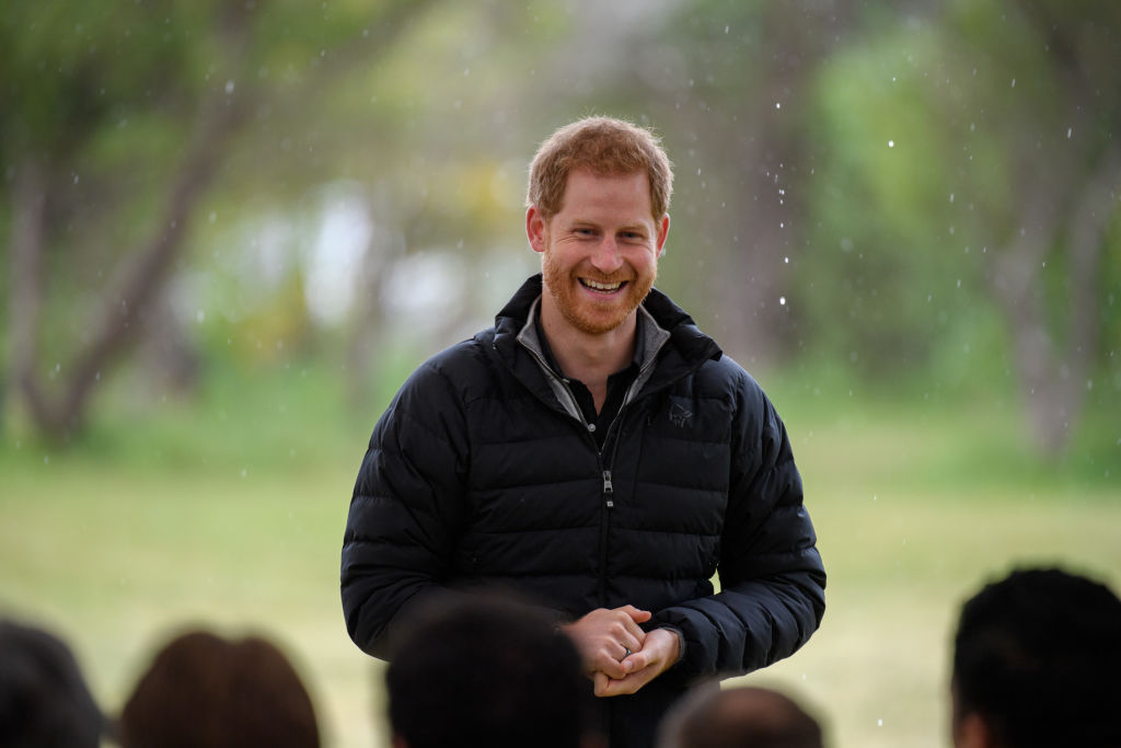 Prince Harry's adorable nickname for the royal baby is here to brighten your day