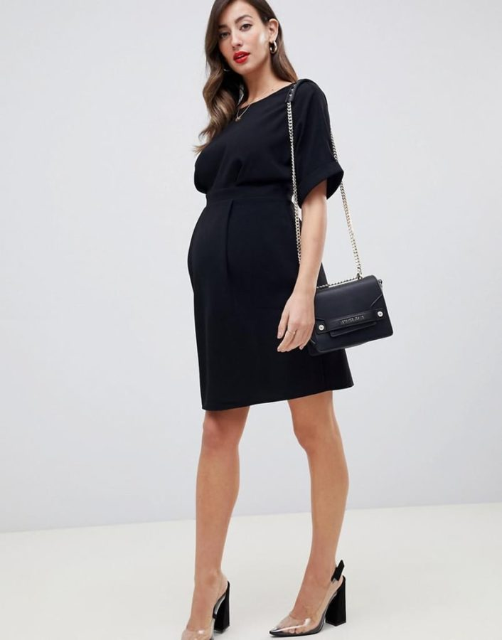 Meghan Markle Wore An Affordable Maternity Dress From Asos