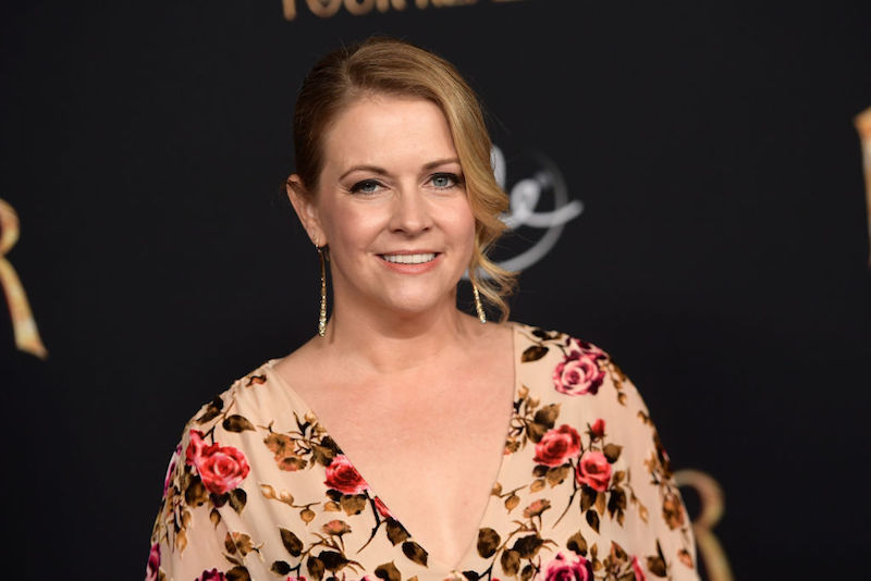 "Melissa Joan Hart helps plan our Halloween party and explains how ""tough love"" on the <em>Sabrina </em> set helped her grow"