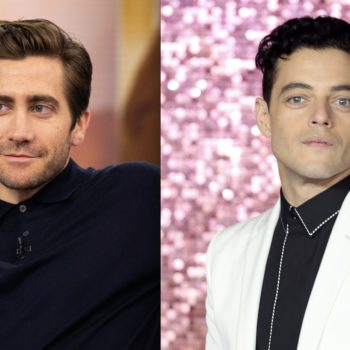 Twitter is currently obsessed with making this one joke about Rami Malek and Jake Gyllenhaal