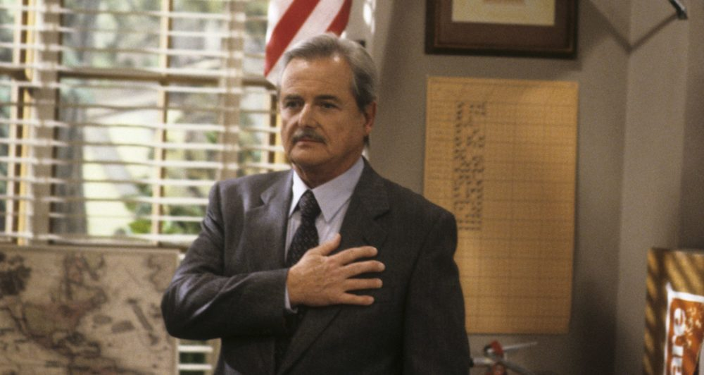 William Daniels, aka Mr. Feeny, just stopped a burglary attempt at his home