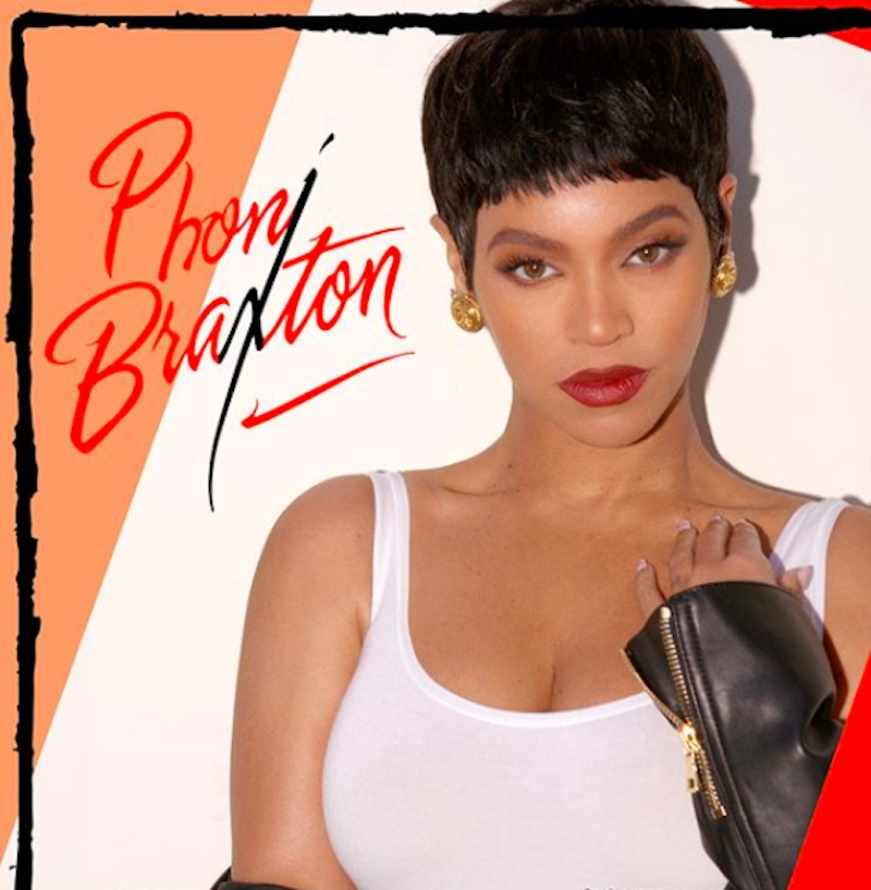 Beyoncé paid homage to Toni Braxton for Halloween, and it will unbreak your heart
