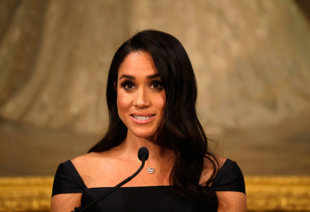 Meghan Markle had a see-through skirt snafu, is officially most relatable style icon ever