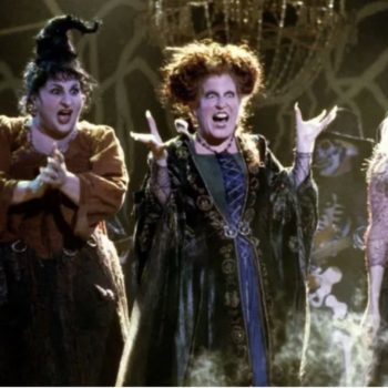 Get excited because Freeform is showing <em>Hocus Pocus</em> 30 times this month—here's the lineup