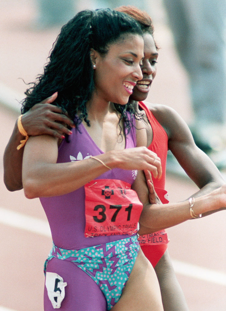 Beyonc 233 And Jay Z Dress As Flo Jo And Tommie Smith For
