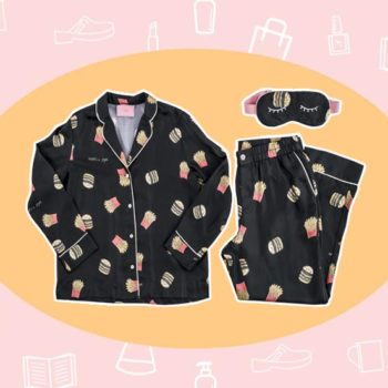 WANT/NEED: A burger and fries pajama set for Netflix and chilling, and more stuff you want to buy