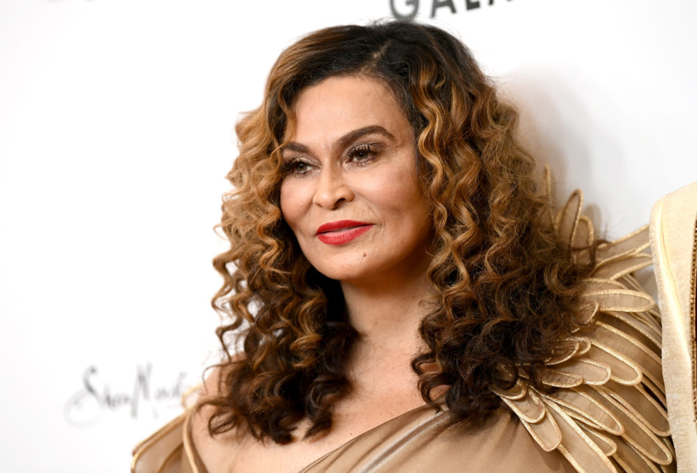 Tina Knowles' Halloween costume paid homage to a black movie icon, and the photos are fierce AF