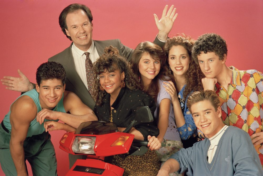 A mini <em>Saved by the Bell</em> is airing on Instagram TV, and let us explain what that means