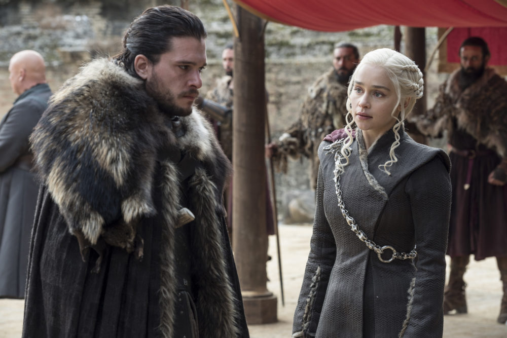 The first official photo from <em>Game of Thrones</em> Season 8 is finally here