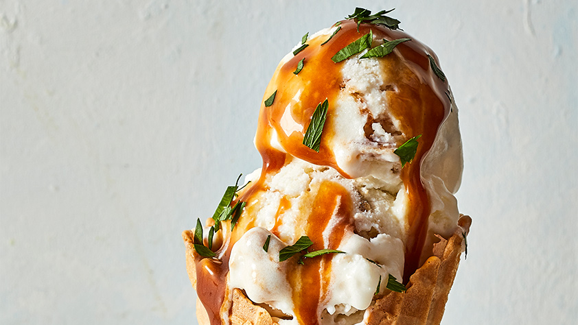 This Thanksgiving, instead of pumpkin pie, try this wild recipe for mashed potato ice cream