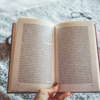 Reading books became my lifeline while I relearned how to walk