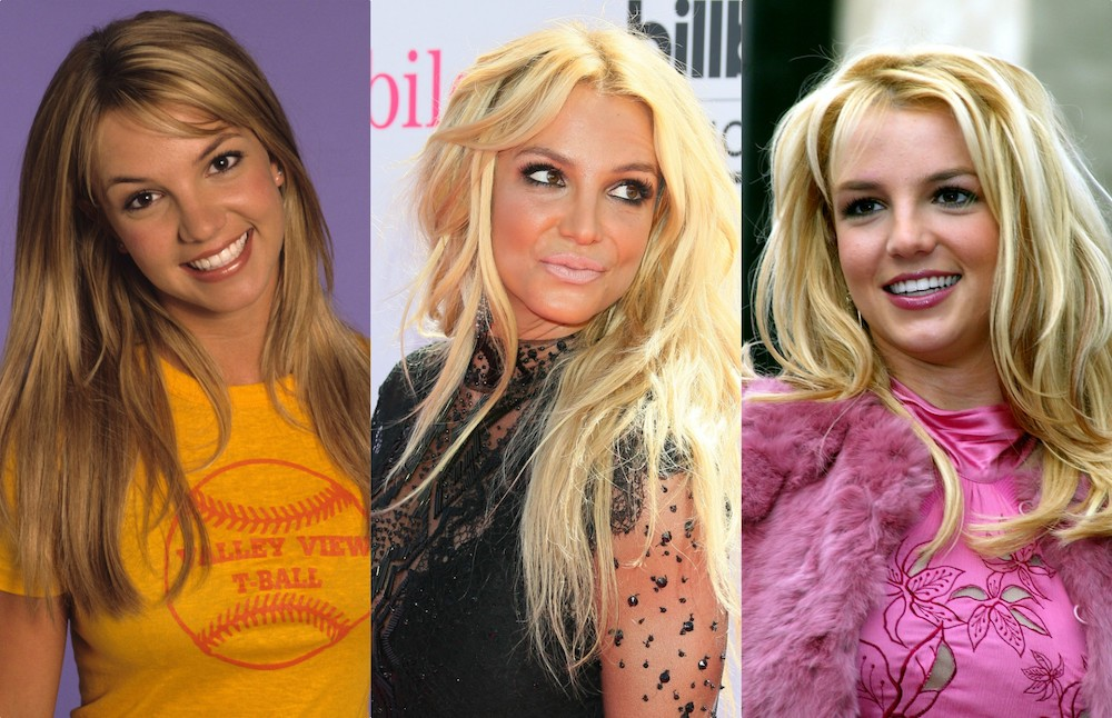 The beauty and style evolution of Britney Spears, from those iconic pigtails to crop tops galore