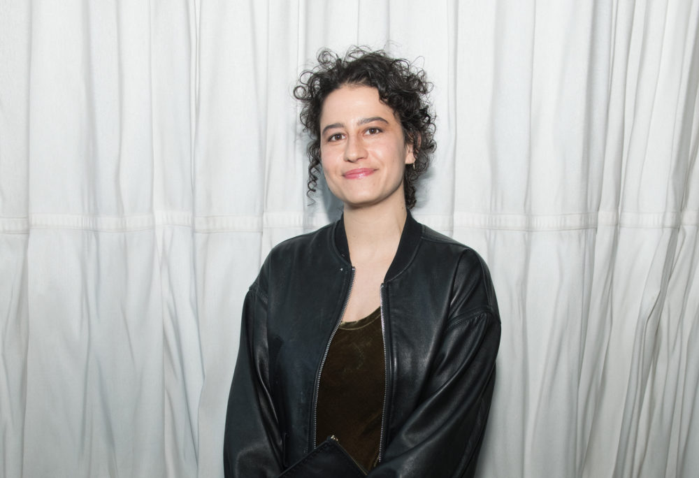Ilana Glazer's appearance at a synagogue was canceled due to anti-Semitic graffiti