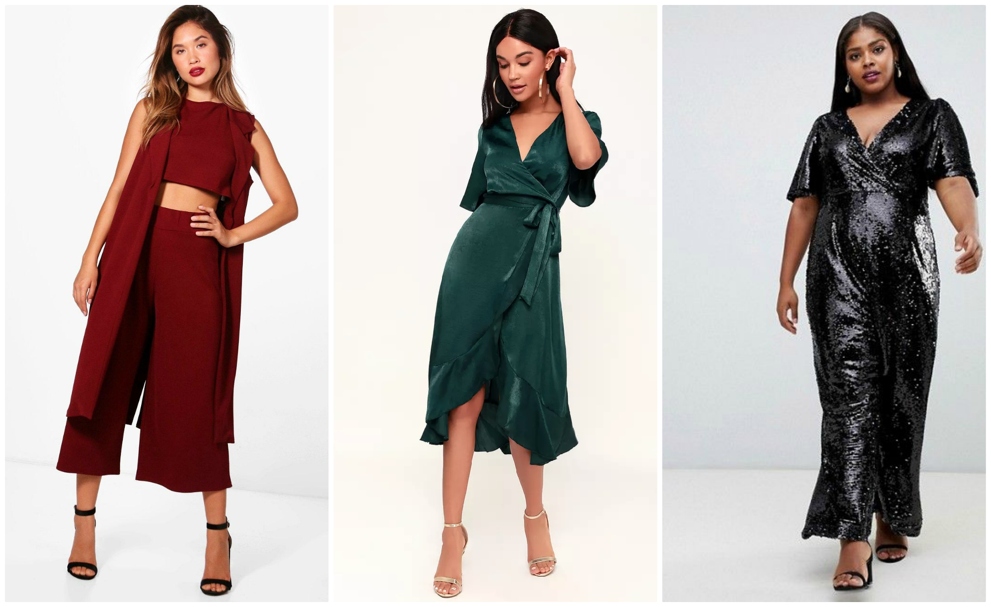 15 holiday party outfits you can wear to every single event on your calendar