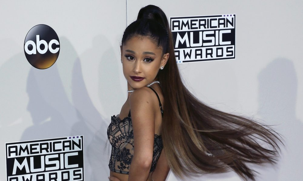 "Ariana Grande just admitted that her ponytail causes ""constant pain"""