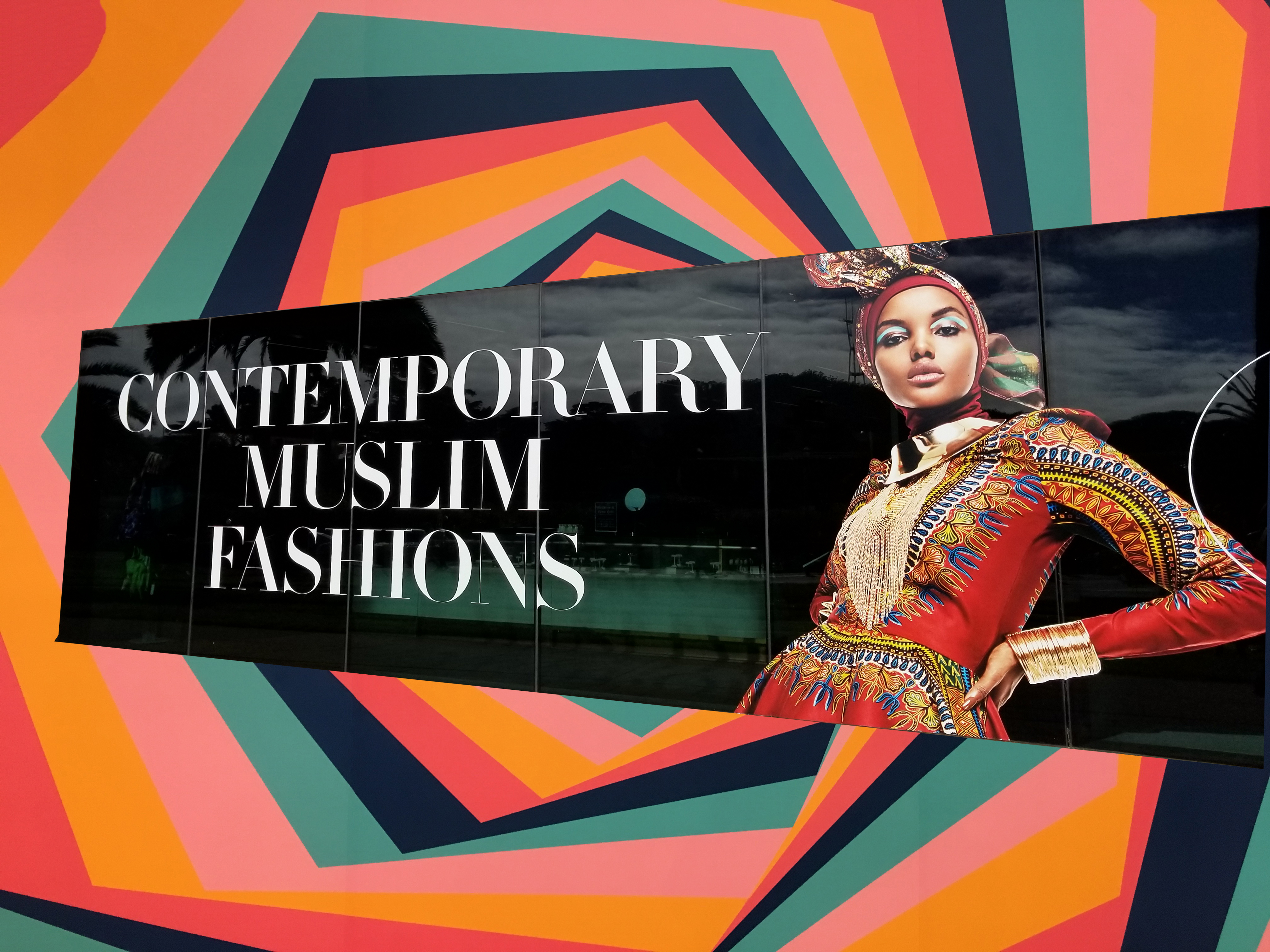 A museum exhibit centered on modern Muslim fashion helped redefine my idea of modesty