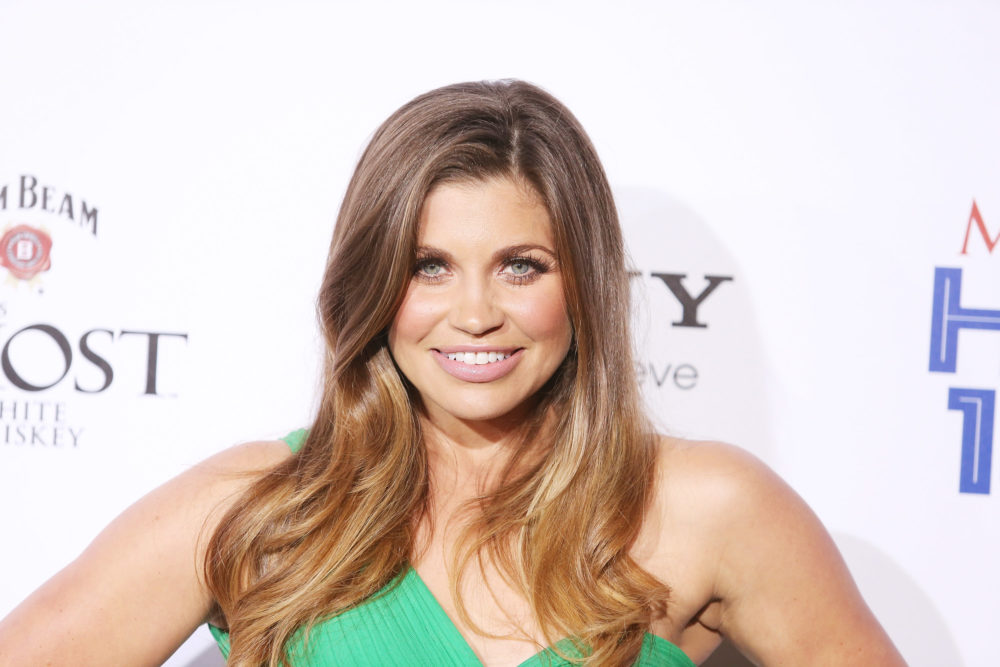 Danielle Fishel, aka Topanga, got married IRL, and her dress was stunning