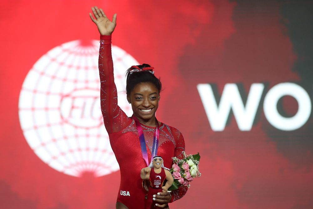 Simone Biles just broke a major world record—not that we're surprised